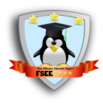 Free Software Education Expert Bagde