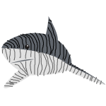 Tiger Shark (Beast Of The Seas)
