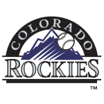 Colorado Rockies Logo SVG