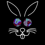 psychedelic bunny 4 (animated)