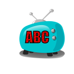 ABC TV cartoon