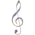 Prismatic Abstract Clef