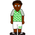 Football player nigeria