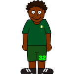 Nigerian football player