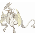 White Feathered Dragon
