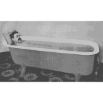 Man in Bathtub