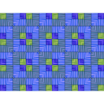 Background pattern with squares