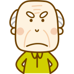 Grumpy Old Man (#2)