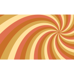 Spiral colorful background