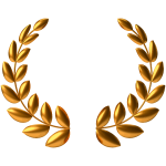 Bronze wreath