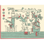 Aztec Codex,