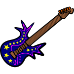 Guitar 2 (colour)
