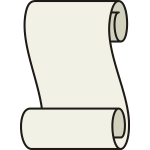 Scroll - parchment