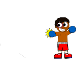 Boxing Man Remix
