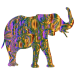 Florida Elephant Prismatic 4