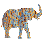 Florida Elephant Prismatic 13