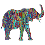 Florida Elephant Prismatic 14