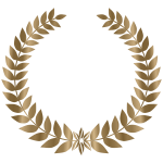 Brronze Laurel Wreath