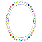 Basic Oval Frame Prismatic