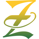 Letter Z in green color