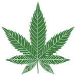 Marijuana Leaf Type II