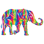 Abstract Elephant Spectral