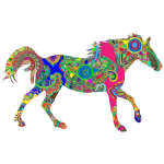 Decorated Horse Prismatic 2
