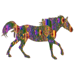 Decorated Horse Chromatic