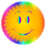 Full Spectrum Smiley Variation 2