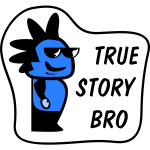 Icon Sticker - True Story