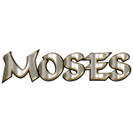 Moses Typography Text