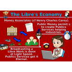 Economy and free licenses wallpaper