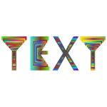 Text Typography