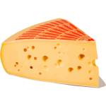 holed swiss cheese - swiss food