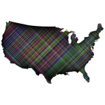 Stylized America Grid Design