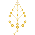 Molecular Leaf Gold