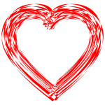 Stylized Heart Design