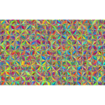 Abstract Geometric Polygonal Polyprismatic