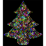 Christmas Tree Stars Chromatic