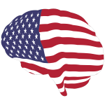American Brain With Stroke