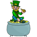 Leprechaun By LillyCantabile