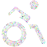 Public Domain Wheelchair Icons Prismatic