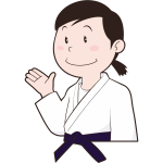 Martial Arts Girl (#3)