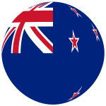 New Zealand Flag Sphere