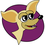 Cartoon Chihuahua 2