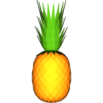 pineapple (abstract)