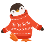 Penguin By BADRE44