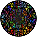 Floral Flourish Vortex Polyprismatic