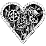 Mechanical Heart By LUCASGREY