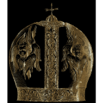 Greek Patriarchal Crown Gold